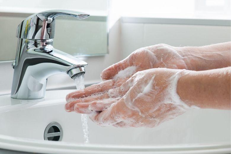 Sanitation as a cause of psoriasis